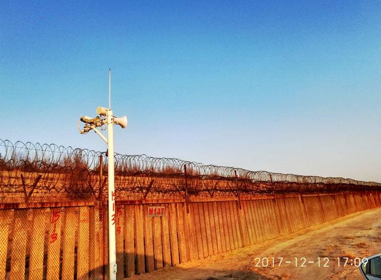 西宁机场驱鸟扩声系统工程